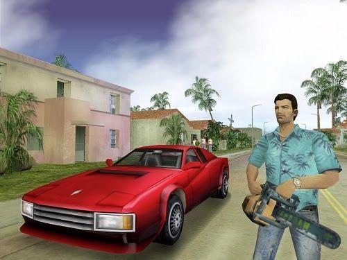 GTA VC Screen Shot 1, Full Version, Free PC Game,