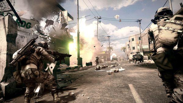 BF3 – Battlefield 3 Screen Shot 3, Full Version, Free PC Game,