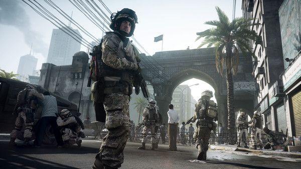 BF3 – Battlefield 3 Screen Shot 1, Full Version, Free PC Game,