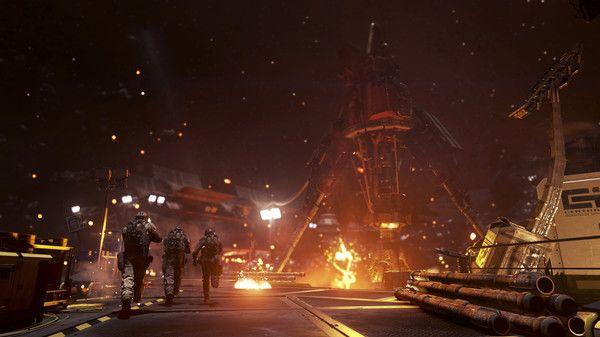 Call of Duty: Infinite Warfare Screen Shot 3, Full Version, Free PC Game,