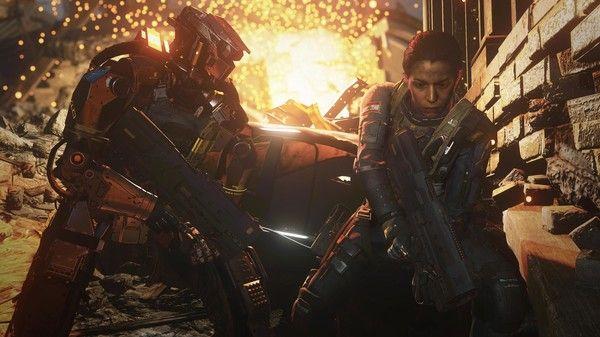 Call of Duty: Infinite Warfare Screen Shot 1, Full Version, Free PC Game,