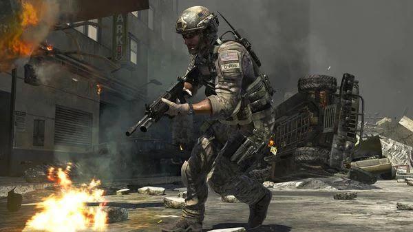 Call of Duty : Modern Warfare 3 Screen Shot 1, Full Version, Free PC Game,