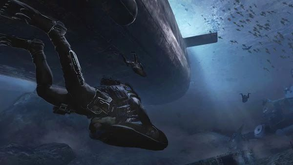 Call of Duty : Modern Warfare 3 Screen Shot 2, Full Version, Free PC Game,