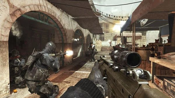 Call of Duty : MW 3 Screen Shot 3, Full Version, Free PC Game,