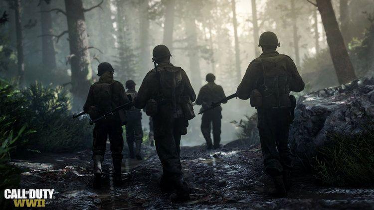 Call of Duty 4: Modern Warfare Screen Shot 3, Full Version, Free PC Game,