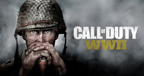 Call of Duty: WWII Poster, Box, Full Version, Free PC Game,