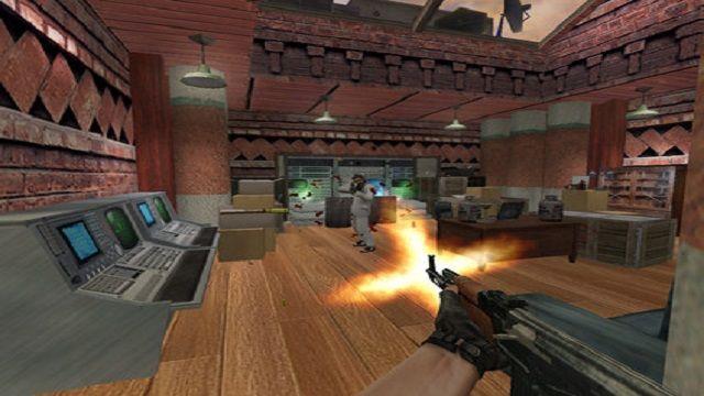 Counter Strike Condition Zero Screen Shot 1, Full Version, Free PC Game,