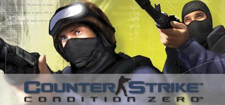 Counter Strike Condition Zero Poster, Box, Full Version, Free PC Game,