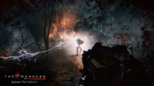 Crysis 3 Screen Shot1, Full Version, Free PC Game,