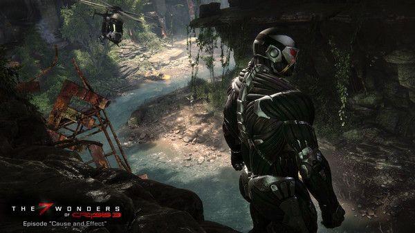 Crysis 3 Screen Shot 2, Full Version, Free PC Game,