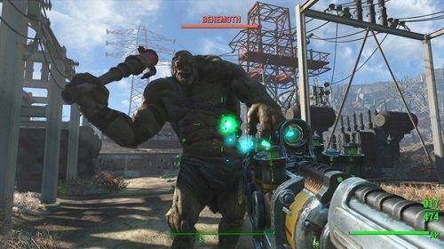 Fallout 4 Screen Shot 1, Full Version, Free PC Game,
