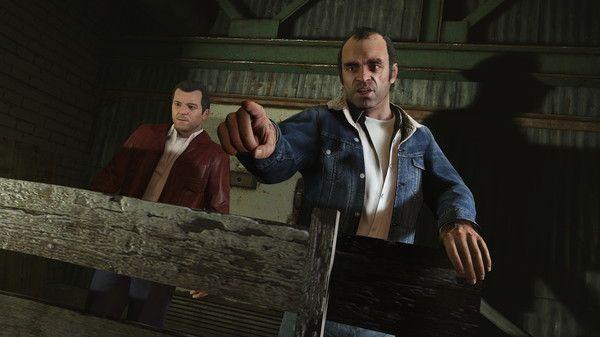 GTA 5 Screen Shot 2, Full Version, Free PC Game,