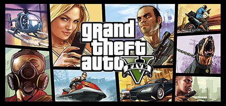 GTA 5 Poster, BOX, Full Version, Free PC Game,