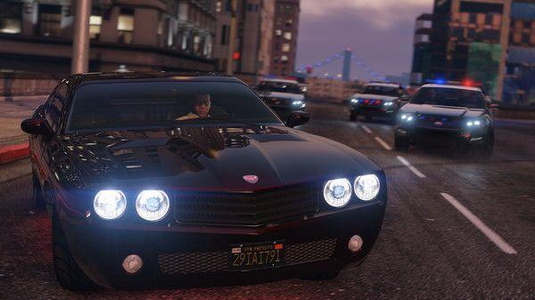 GTA 5 Screen Shot 1, Full Version, Free PC Game,