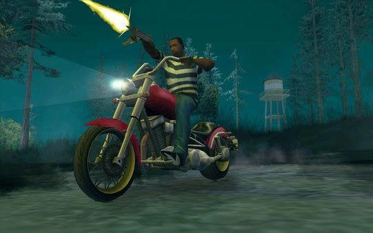 GTA SA Screen Shot 2, Free PC Game, For FREE