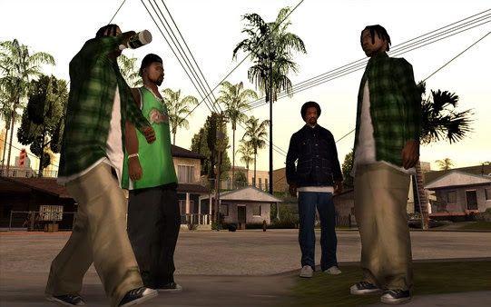 GTA SA Screen Shot 3, Free PC Game, For FREE
