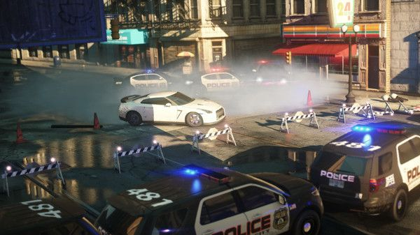 Need for Speed ( NFS) Most Wanted 2012 Screen Shot 2, Full Version, Free PC Game,