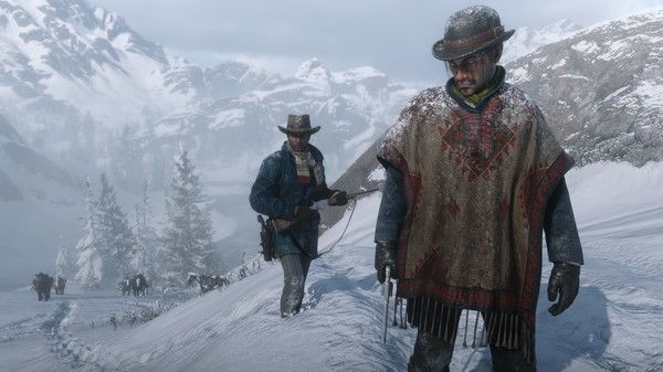 Red Dead Redemption 2 Screen Shot 3, Full Version, Free PC Game,