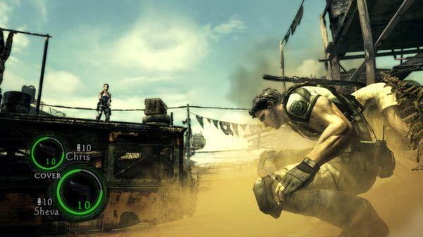 Resident Evil 5 Screen Shot 2, Full Version, Free PC Game,