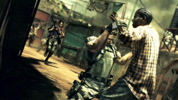 Resident Evil 5 Screen Shot 3, Full Version, Free PC Game,