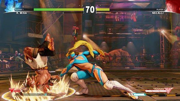 Street Fighter V Screen Shot 2, Full Version, Free PC Game,