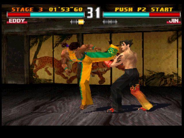 Tekken 3 Screen Shot 3, Full Version, Free PC Game,