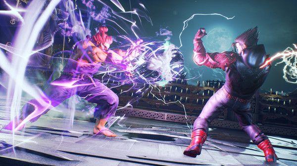 Tekken 7 Screen Shot 1, Full Version, Free PC Game,