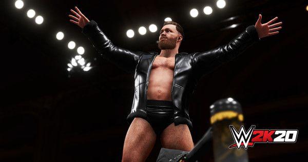 WWE 2K20 Screen Shot 3, Full Version, Free PC Game,