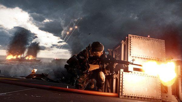 Battlefield 4 Screen Shot 1, Full Version, Free PC Game,