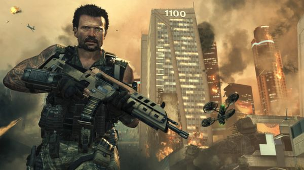 Call of Duty Black Ops 2 Screen Shot 1, Full Version, Free PC Game,