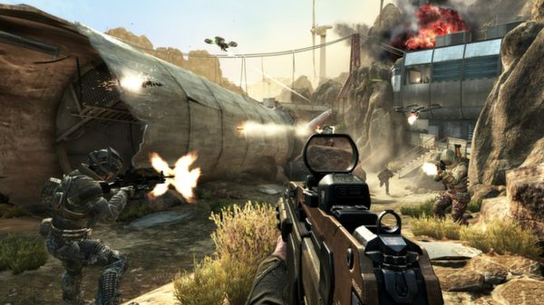 Call of Duty: Black Ops 2 Shot 3, Full Version, Free PC Game,