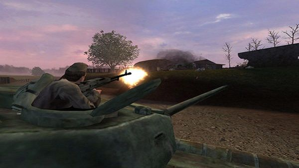 Call of Duty: United Offensive Screen Shot 2, Full Version, Free PC Game,