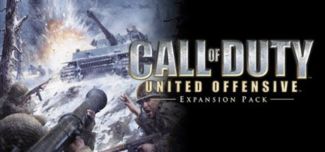 Call of Duty: United Offensive Poster, Box, Full Version, Free PC Game,