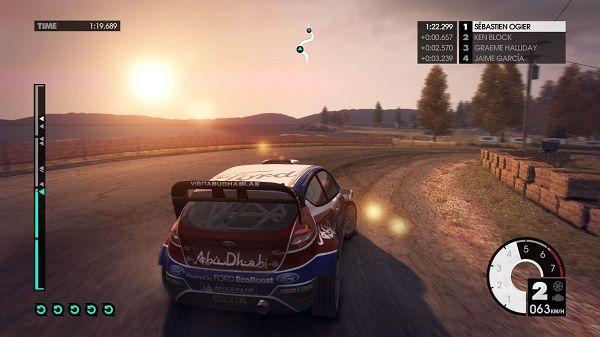 Dirt 3 Screen Shot 1, Full Version, Free PC Game,