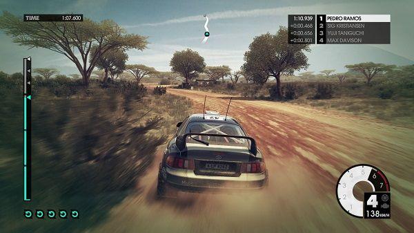 Dirt 3 Screen Shot 2, Full Version, Free PC Game,