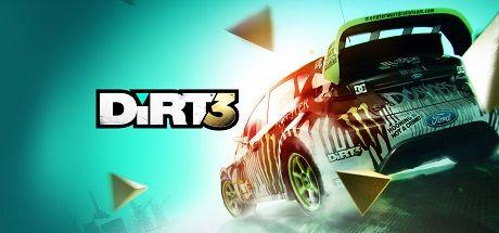Dirt 3 Poster, Box, Full Version, Free PC Game,