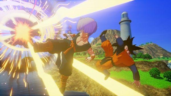 Dragon Ball Z: Kakarot Screen Shot 3, Full Version, Free PC Game,
