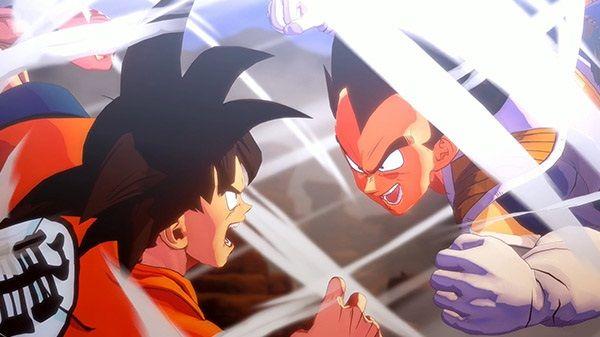 Dragon Ball Z: Kakarot Screen Shot 1, Full Version, Free PC Game,
