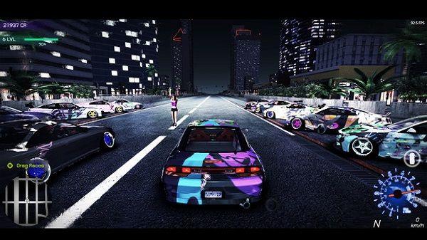 Drift Tuner 2019 Screen Shot 2, Full Version, Free PC Game,