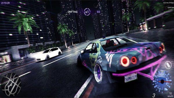Drift Tuner 2019 Screen Shot 3, Full Version, Free PC Game,