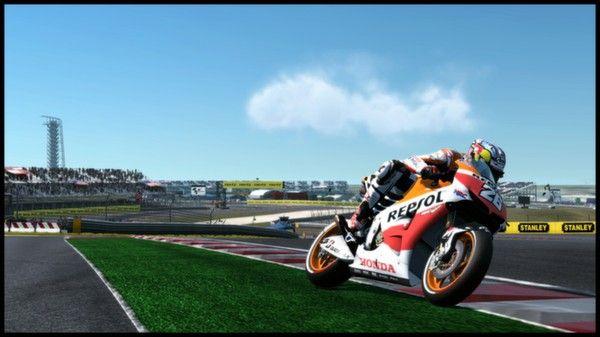MotoGP 13 Screen Shot 1, Full Version, Free PC Game,