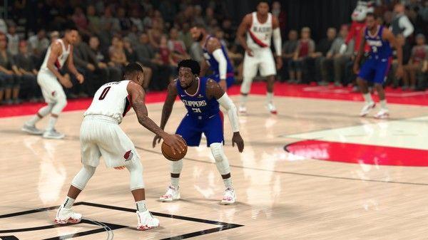 NBA 2K21 Screen Shot 2, Full Version, Free PC Game,