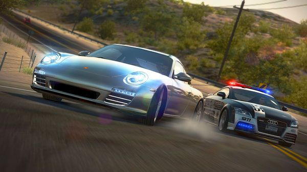 Need for Speed: Hot Pursuit Screen Shot 3, Full Version, Free PC Game,