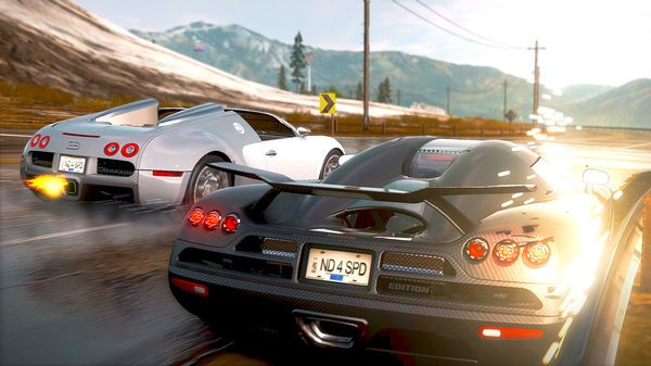 Need for Speed: Hot Pursuit Screen Shot 1, Full Version, Free PC Game,