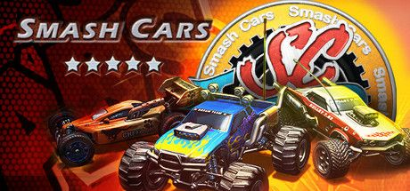 Smash Cars, Box, Full Version, Free PC Game,