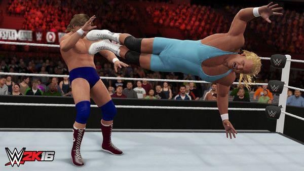 WWE 2K16 Screen Shot 2, Full Version, Free PC Game,