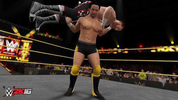 WWE 2K16 Screen Shot 3, Full Version, Free PC Game,