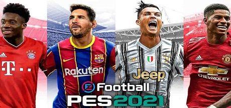 eFootball PES 2021 Poster, Box, Full Version, Free PC Game,