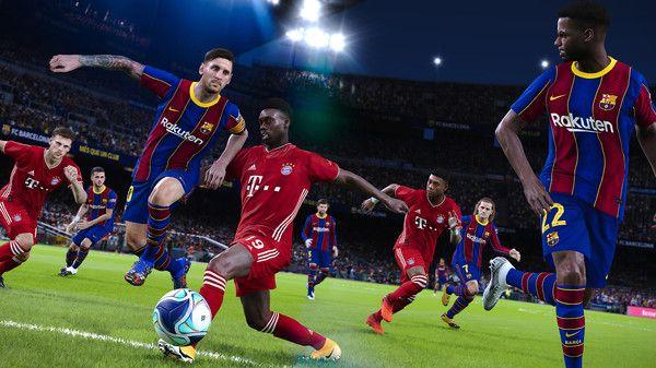 eFootball PES 2021 Screen Shot 1, Full Version, Free PC Game,