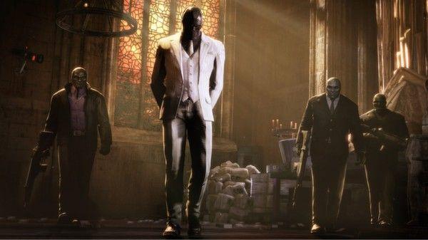 Batman: Arkham Origins Screen Shot 1, Full Version, Free PC Game,